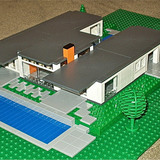 Funding Unsuccessful: 21 LEGO® Houses You Can Build: Unofficial Directions by Steven Corley Randel