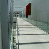 MUAC, the university museum of contemporary art, built in 2008 by Mexican Teodoro Gonzalas Leon via Alec Perkins (1)