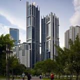 The Troika, Kuala Lumpur, Malaysia - Foster + Partners (Photo: Aaron Pocock)