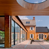 308 Mulberry; Lewes, DE by Robert M. Gurney, FAIA (Photo: Maxwell MacKenzie)