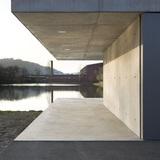 Pavilion Siegen in Siegen, Germany by Ian Shaw Architekten; Photo: Felix Krumbholz