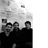 Team ABF (Etienne Feher, architect; Paul Azzopardi, urban engineer; and Noé Basch, climate engineer) from Paris, France