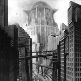 still from Metropolis (1927), courtesy of the Best Picture Project.