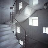 Naha City Gallery & Apartment House in Okinawa, Japan by 1100 Architect (Photo: Shinito Sato)