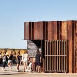 Canteen (UK & International): Third Wave Kiosk (Australia) by Tony Hobba Architects