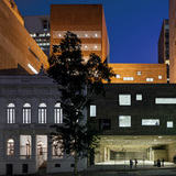 Praca das Artes -- Performing Arts Centre in Sao Paulo Brazil, by Brasil Arquitetura (Francisco Fanucci, Marcelo Ferraz) and Marcos Cartum. Image courtesy of the MCHAP.