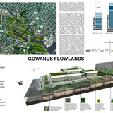 First Place Prize: Gowanus Flowlands; Team: Tyler Caine, Luke Carnahan, Ryan Doyle, Brandon Specketer
