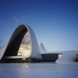 Heydar Aliyev Center - photo by Helene Binet
