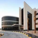 Al Qassimi Maternity and Pediatric Hospital (VIP entrance) designed and supervised by Urbanism Planning Architecture