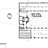 Plan: Ground level. Image courtesy of Zaha Hadid Architects.