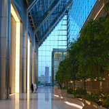 Tower lobby © Mubadala Real Estate & Infrastructure