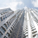 WAF Structural Project of the Year Award 2011: 8 Spruce Street-Beekman Tower, New York, USA, WSP Cantor Seinuk