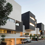 Black & White House in Kuwait City, Kuwait by AGi architects