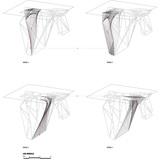 Leg Module. Image © Oyler Wu Collaborative
