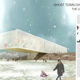 Ghost Town Challenge 3rd prize winners - Johann Bertelli + Gustavo Deleu Nogueira + Julie Deglesne (France). Image courtesy of Homemade Dessert.