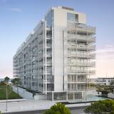 Architecture Honor Award Winner: Jesolo Lido Condominium in Jesolo Lido, Italy by Richard Meier & Partners Architects (Image Credit: Roland Halbe Courtesy of Richard Meier & Partners)