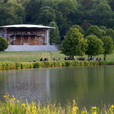 South Winner 2012: Garsington Opera Pavilion, High - Wycombe Snell Associates (Photo: Marcus Dawes)