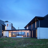 White House, Isle of Coll, Hebrides by WT Architecture (Photo: Andrew Lee)