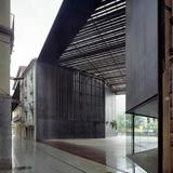 SPECIAL MENTION: La Lira Theatre, Ripoll, Spain - 2012. AUTHORS: RCR Aranda Pigem Vilalta Arquitectes SLP, Joan Puigcorbé