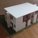 Esherick House model