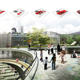 Global Holcim Awards Gold 2015: Articulated Site: Water reservoirs as public park | Medellín, Colombia