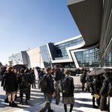 Stirling Prize Winner: Evelyn Grace Academy by Zaha Hadid Architects (Photo: Luke Hayes)