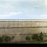 Elevation (Image: MenoMenoPiu Architects & FHF Architectes)