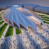 Santiago Calatrava to design falcon-like UAE Pavilion for Expo 2020 Dubai