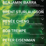 Fall 2014 Lecture Series at the South Dakota State University, Department of Architecture. Image courtesy of Sara Lum.