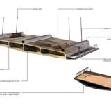 Deck section (Image: 10 DESIGN)