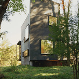 Little Tesseract House in Upstate, NY by Steven Holl Architects (Photo: Bilyana Dimitrova)
