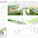 Second Runner Up: OVER-THE-IACC... A PARK! by Rafael Iniesta Nowell