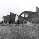 Save Midcentury Modern Architect Andrew Gellers Archive. Photo via Kickstarter.