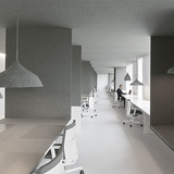 office 04 Tribal DDB in Amsterdam, the Netherlands by i29 interior architects.