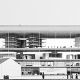 Frontal view (Image: AAKAA & MARS Architectes)