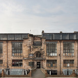 The Glasgow School of Art Mackintosh Building. Photo courtesy Glasgow School of Art