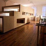 Bureau Spectaculars Briefcase House in Chicago, 2010