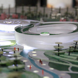 Model (Image: HAO / Holm Architecture Office + Archiland Beijing)