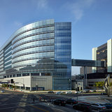 Healthcare Award: Advanced Health Sciences Pavilion, Cedars-Sinai Medical Center. Architect: HOK Photo Credit: John Linden