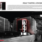 Honorable Mention - Adult Theatre/Cryobank by Anna Rizou and George Anagnostopoulos