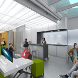 Ground/Work Competition Finalist Entry by EFGH. Image courtesy of EFGH.