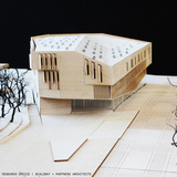 Bialosky + ARO proposal for new KSU building