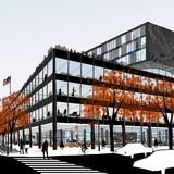 MLK Renovation Design Ideas, Team 1: Mecanoo + Martinez and Johnson