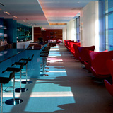 Virgin Atlantic Airways Clubhouse in San Francisco, CA by Eight Inc.