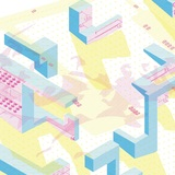 Detail of Pixel City, credit Hannah Hortick. Image courtesy of Alexander Eisenschmidt.