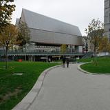 City Hall, Ghent, Belgium; Robbrecht en Daem architecten; Marie-José Van Hee architecten (Photo: Petra Decouttere)