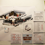 images from mid-terms in housing studio with Lot-Ek 2 via AAbelS