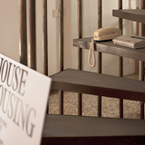 House Housing: An Untimely History of Architecture and Real Estate in Nineteen Episodes exhibition, via house-housing.com.