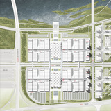 Site plan (Image: gmp · von Gerkan, Marg and Partners · Architects)