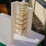 HA tower wins International Architecture Award via frontoffice tokyo.